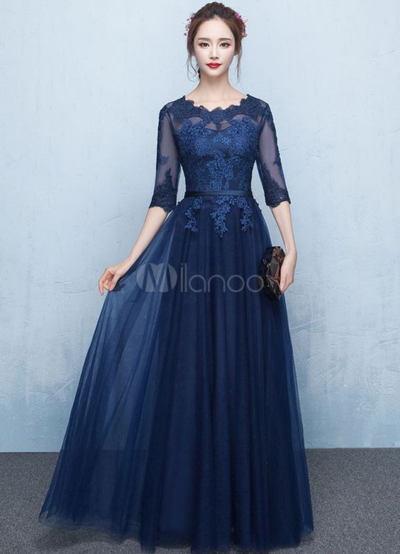 25 Foto Dress Kebaya Modern Brokat Long Dress Pendek Selutut