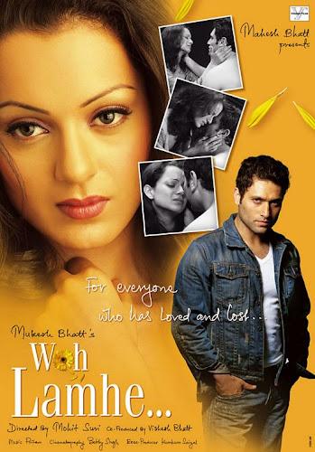 Woh Lamhe (2006) Movie Poster