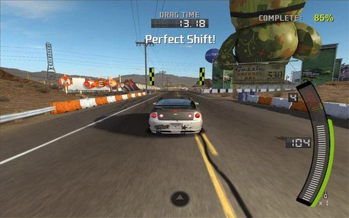 Need For Speed ProStreet Free Game For PC