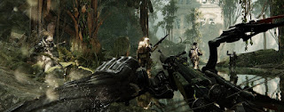 CRYSIS 4 pc game wallpapers screenshots images