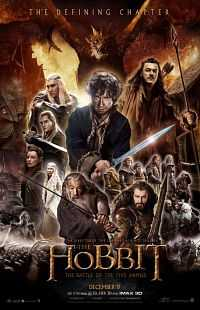 The Hobbit The Battle of the Five Armies (2014) Hindi - English Download 400MB