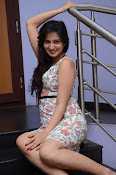 Harshika Pooncha latest glam pics-thumbnail-1