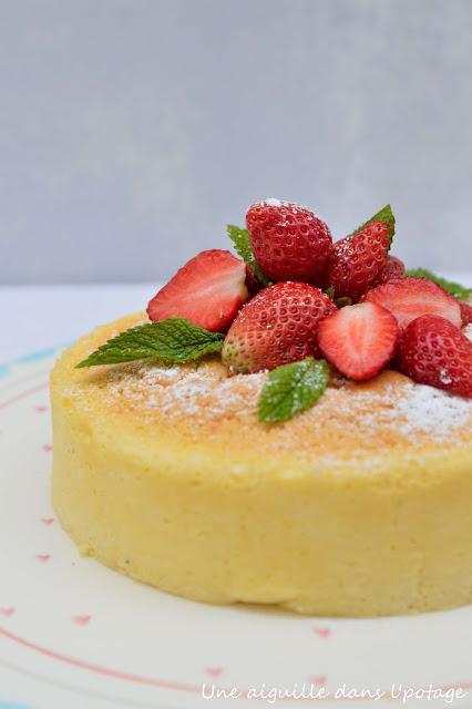japanese cheesecake lime white chocolate