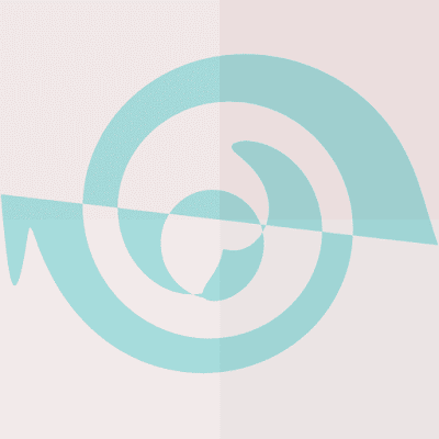 A generative art of swirl curves.