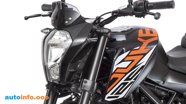 KTM Duke 125 launches in India with best in segment features