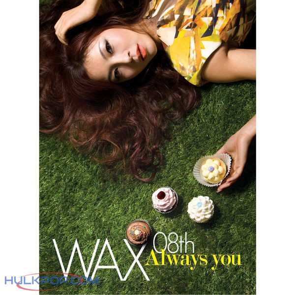 WAX – Vol.8 Always You (ITUNES MATCH AAC M4A)