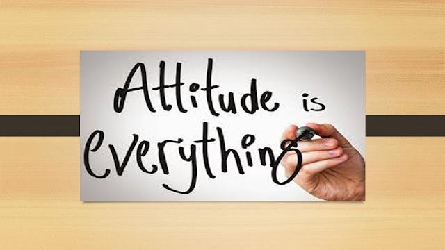 best attitude