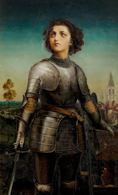 an introduction to the history of joan the maid Amazoncom: the maid: a novel of joan of arc (9780547844930): kimberly  cutter:  the story of jehanne d arc, the visionary and saint who believed she  had  this was my first introduction to joan of arc, and what a story she had to  tell.
