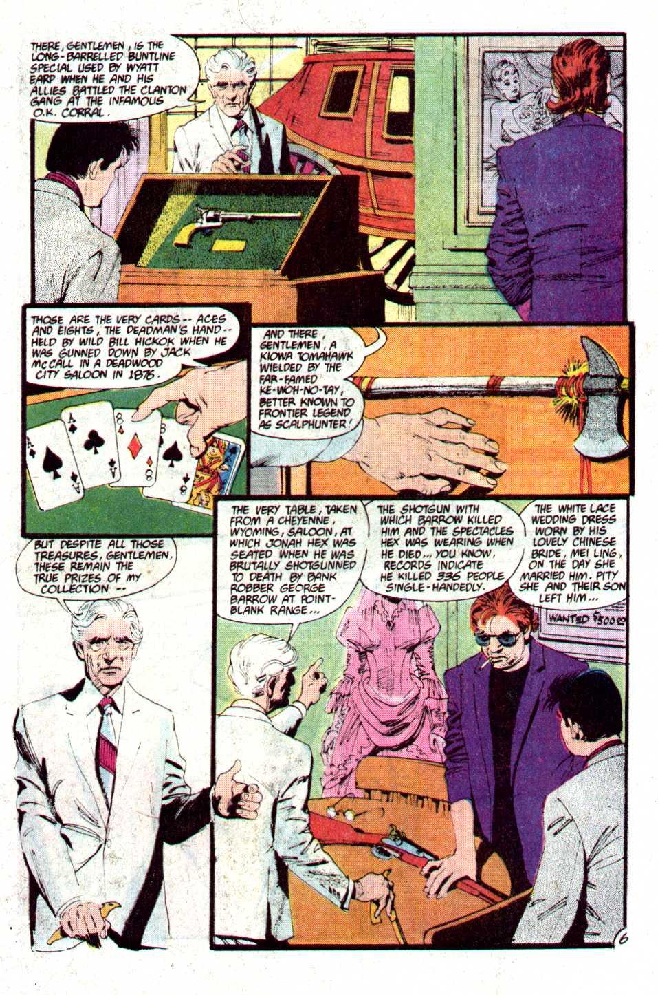 Read online Secret Origins (1986) comic -  Issue #21 - 7