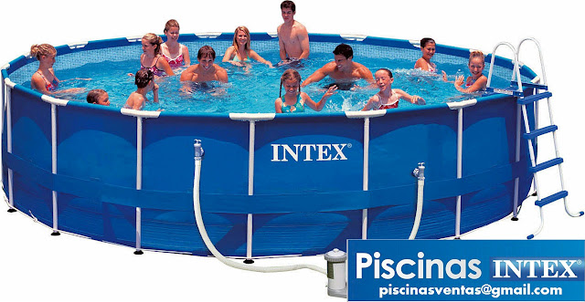 Piscinas ventas for Piscinas intex precios