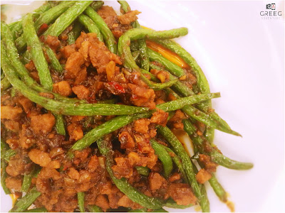 Siam String Beans with Minced Pork