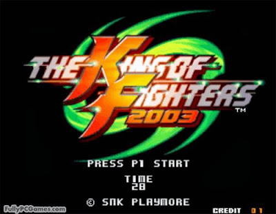 The King Of Fighters 2003 PC Game Download