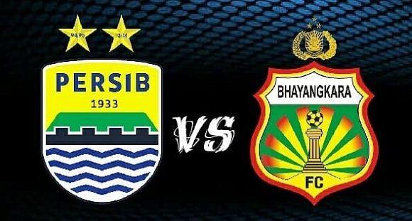 Susunan Pemain Persib Bandung vs Bhayangkara FC #PersibDay