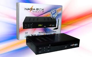 ATUALIZAÇÃO NAZABOX CABLE + IP - 07/12/2016
