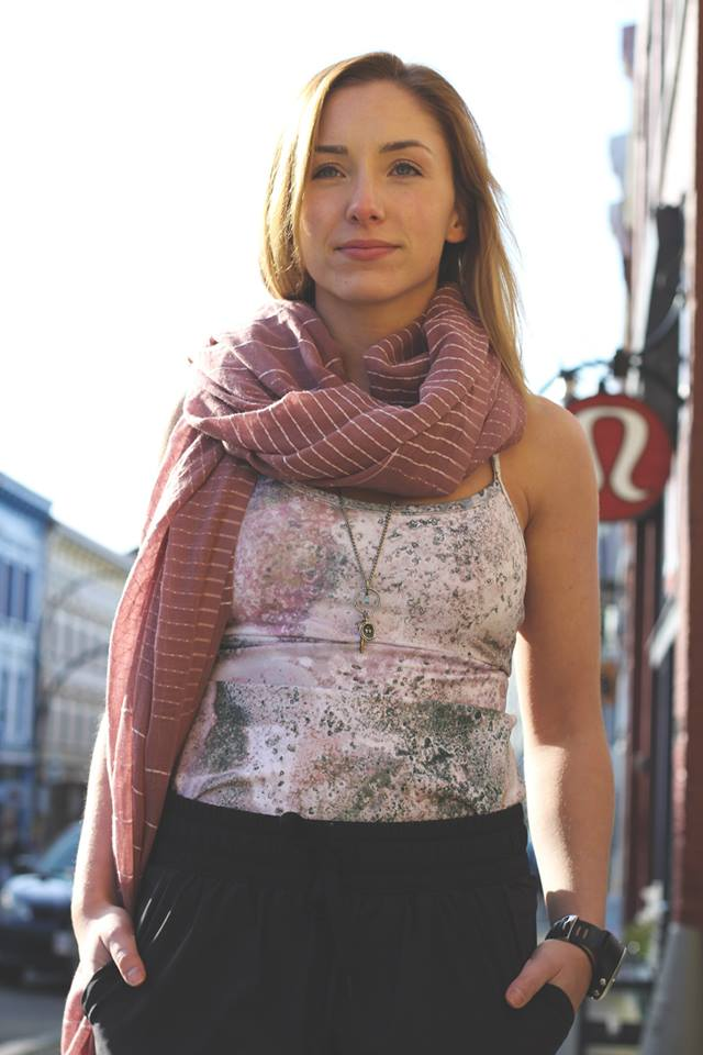 lululemon find-your-om-scarf power-y