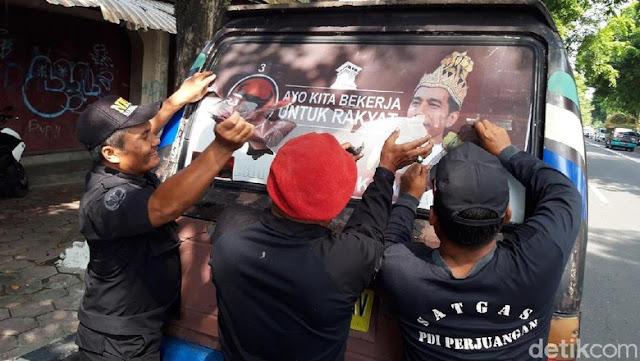 PDIP Hapus 'Raja Jokowi'