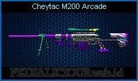 Cheytac M200 Arcade