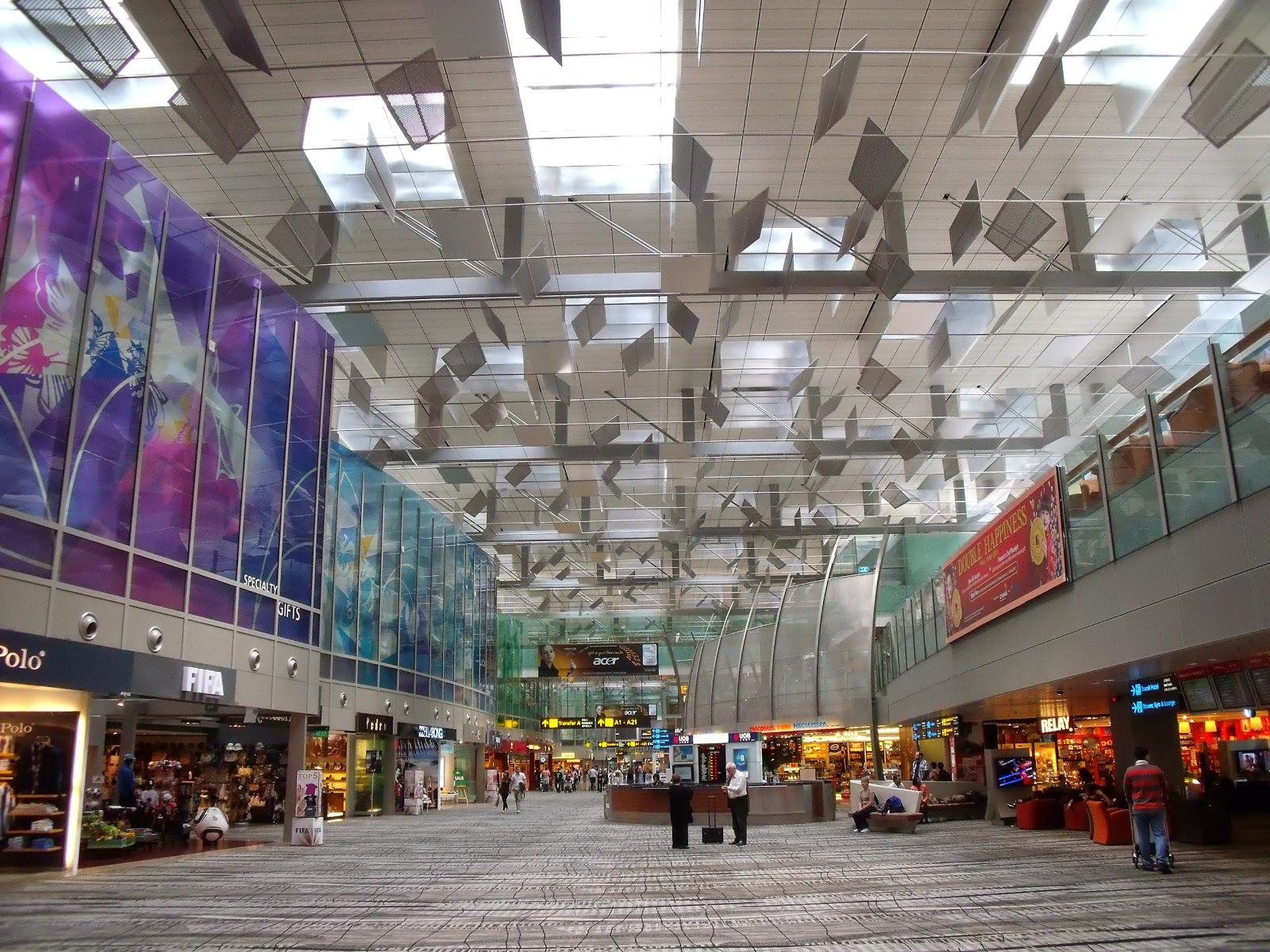 10 Bandara Internasional Terbaik di Tahun 2014