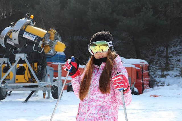 出乎意料之外!2018韓國首爾滑雪跟團過程大公開|洪川大明滑雪場 IMG 9632