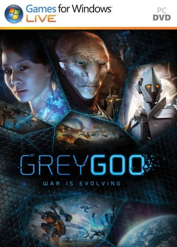 Grey Goo Definitive Edition PC Full Español