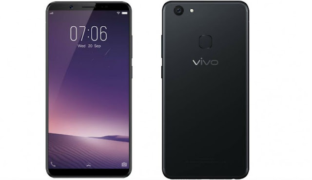 Vivo V7 Plus With 24-Megapixel Front Camera, Bezel Less display - Price, Specifications and Features 3