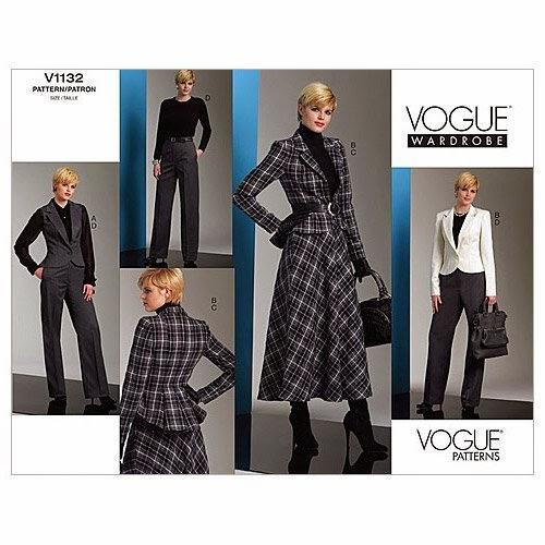 patrones Vogue, McCall´s, Simplicity