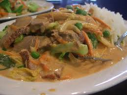 Slimming World Thai Duck Curry