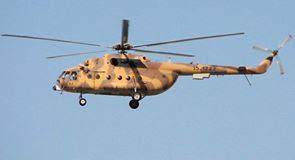 Helikopter Rusia