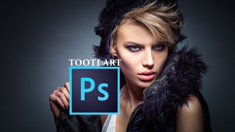 Editing portrait,Social media Marketing banners in Photoshop - Coupon