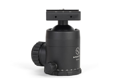 Sunwayfoto FB-44 ball head side view
