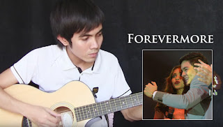 Ralph Jay Triumfo's guitar cover of Forevermore.