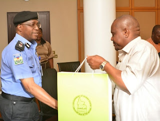 Police Commissioner In Trouble Over Connivance With Wike To Disrupt DSS Raid In Judge Resident