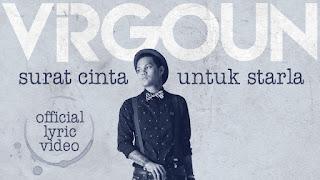Download Chord Kunci Gitar dan Lirik Surat Cinta Untuk Starla – Virgoun