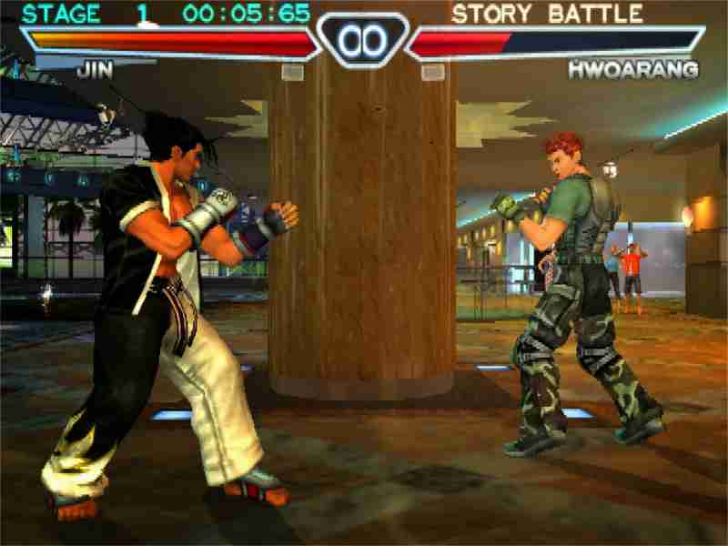 Tekken 4 Pc Game Torrent Tpb