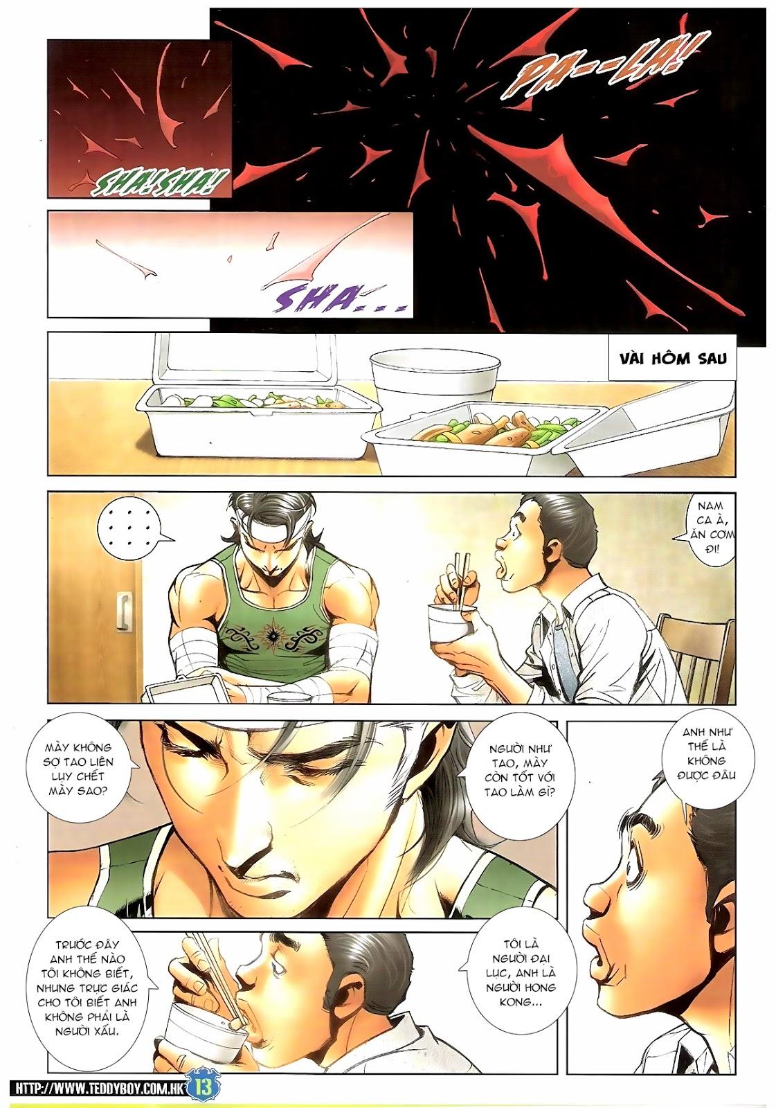 Người Trong Giang Hồ - Chapter 1390: Tự tìm đường chết - Pic 12