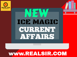 ICE Current Affairs - REALSIR