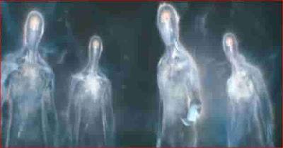 Que son los extraterrestres seres dimensionales espirituales o seres prehumanos