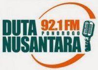 Streaming Duta Nusantara FM 92.1 Ponorogo