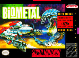Biometal (BR) [ SNES ]