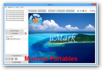 uMark Portable