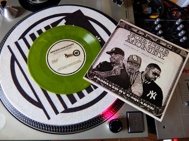 One For The Money / Royce Da 5' 9,Skillz,Diamond D の7インチレコードです。