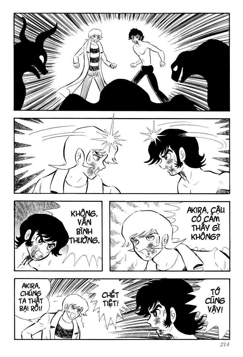 DevilMan chapter 4.2 trang 17