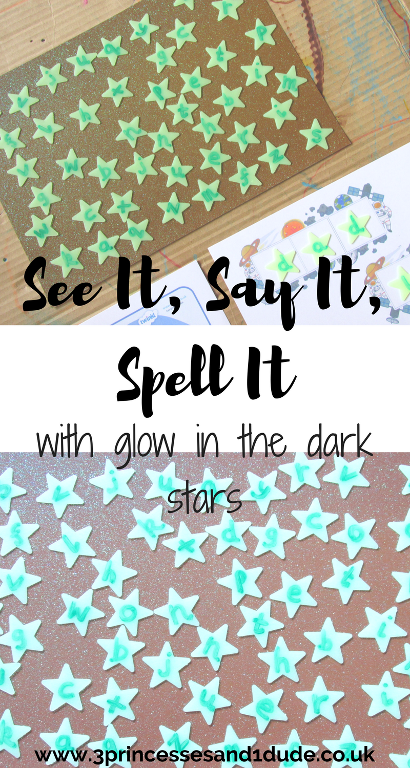 A fun spelling game perfect for first readers. With a fun space theme to engage young children