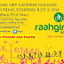 Raahgiri day now in Sonipat on every Sunday from last  sunday