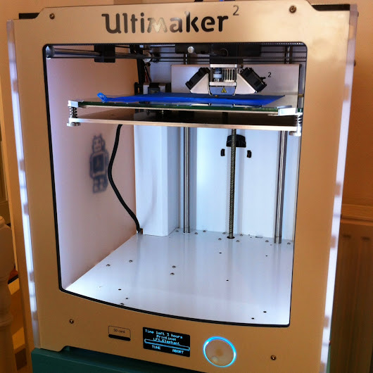 3D printen met kinderen / 3D printing with children