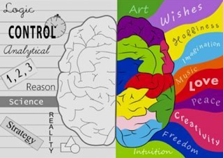 Right brain vs left brain theory and interesting facts about human brain.