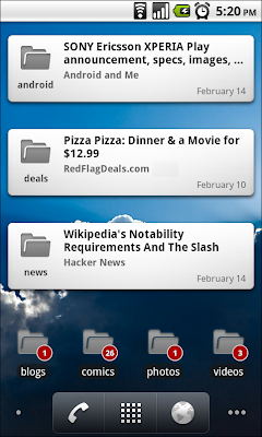 That is a lot of widgets