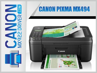 Canon PIXMA MX494 Setup: How to? for Mac and Windows Canon ...