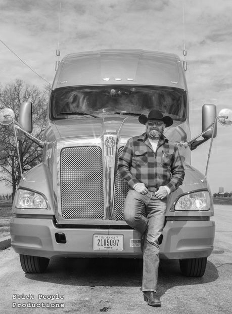 Driver gay trucker