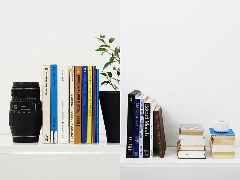 Stapel ungelesener Bücher ablesen Motivation und Empfehlungen